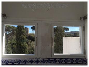 fenêtre janisol arte