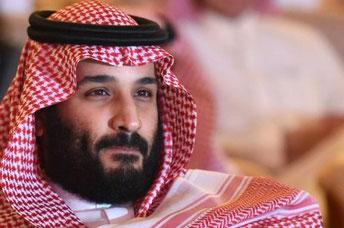 Mohammed Bin Salman - Kronprinz (seit Juni 2017), Verteidigungsminister (seit 23.01.2015) und stellvertretende Premierminister Saudi-Arabiens.