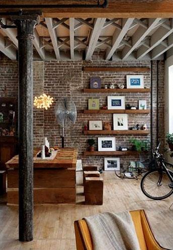 Comment Cr E Une Ambiance Industrielle Marie 39 S Home