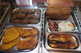 Bei der Metzgerei Schürmann in Velbert erhalten Sie ein großes Angebot an Frühstück.