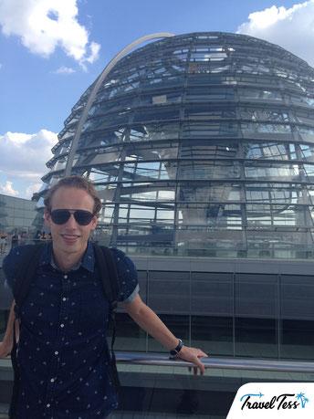 Reichstag koepel Berlijn