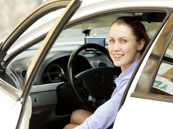 Nach einer neuen Studie ist das Risiko eines Autounfalls bei Frauen rund 25 Prozent höher als dasjenige der Männer.