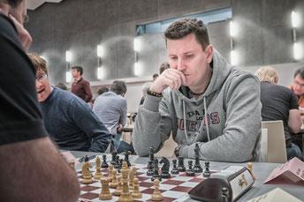 Zoltan Hajnals härtester Gegner war seine angeschlagene Gesundheit
