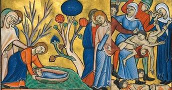Lateinischer Psalter