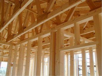 costruzioni a ossatura di legno