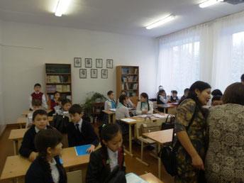 Шаймерденова Акку, БСШГ, Зерде, школьные проекты