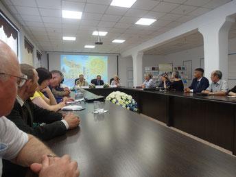 Куандык Туменбай, Любовь Шашкова, Петропавловск