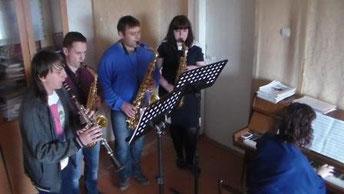 ансамбль, колледж искусств, Петропавловск