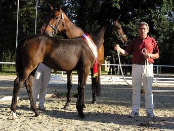 RAVENNA R Bundeschampionesse 2005
