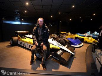 Premier pilote à s'être imposé en Formule 1 sur un moteur turbo, Jean-Pierre Jabouille sera engagé dans le Creuskistan Classic 2015 les 27 et 28 juin en Creuse.