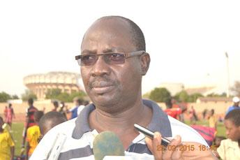 M. Philippe Thon, Directeur du Centre Olympafrica Anani MATHIA de Lomé