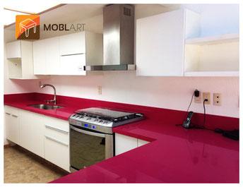 Moblart cocinas cocinas integrales en quer taro closets Cocinas integrales modernas economicas