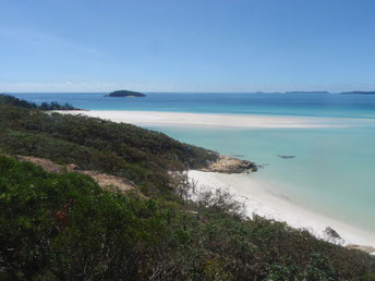Whitsundays, East Coast, Australia.