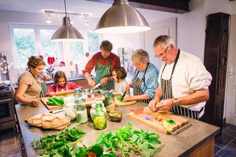 stages cuisine plantes sauvages