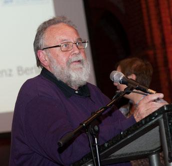 Hermann Pfahler, Sprecher der lak Berlin