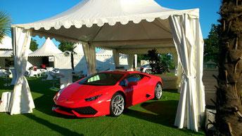 La toute nouvelle Lamborghini Huracan
