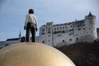 Sphaera und Festung Salzburg