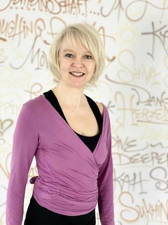 Julia Barth Yogalehrerin