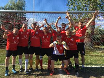 Fußballteam - GSBV Halle/Saale