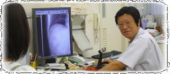 冨澤整形外科 院長写真