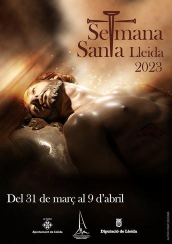 Fiestas en Lleida Semana Santa