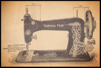 VERTICAL FEED  VF  with feed reverse lever button