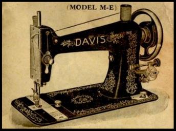 Underfeed  DAVIS Model M-E