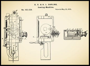 US Patent 163.639 ................................... May 25, 1875