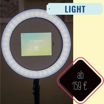 Fotobox LIGHT