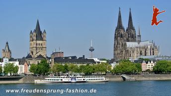Köln - die Hauptstadt des Fairen Handels 2017 ist unser Freudensprung der Woche