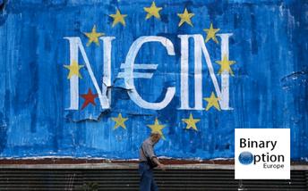 Crisi Euro Grecia fallimento default banche chiuse prelievi allo sportello