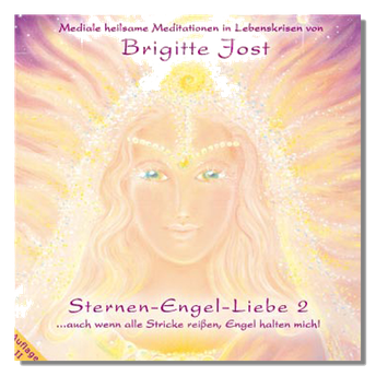 Brigitte-Devaia Art - Sternen-Engel-Liebe 2