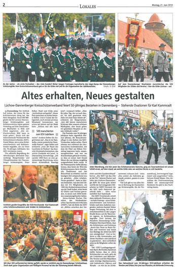 Elbe-Jeetzel-Zeitung 21.Juni 2010