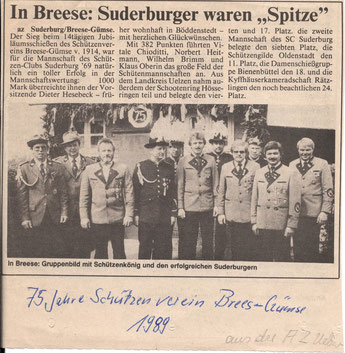 AZ Uelzen 1987