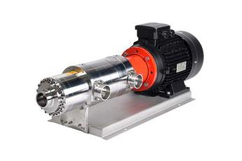 Danfoss ISave 21 mit Motor