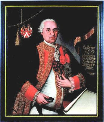 Bartholomäus Ludwig Edler von Hechengarten