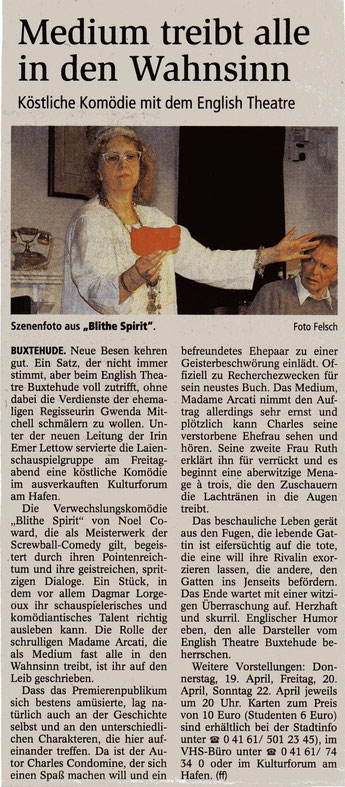 Buxtehuder Tageblatt, 2012-04-16
