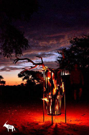 Namib Fire