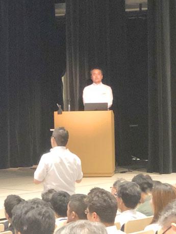 技術発表会の様子2