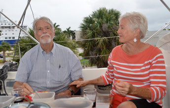 BOB & JUDY, POOH BEAR, WEST PALM BEACH 17.4.2014