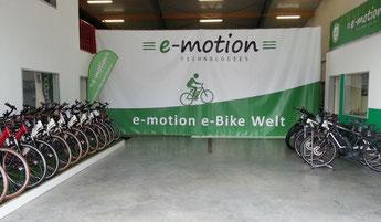 Neue Jobs bei der e-motion e-Bike Welt München-West