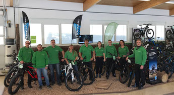 Neue Jobs bei der e-motion e-Bike Welt Tuttlingen