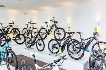 e-Bikes in der e-motion e-Bike Welt in Berlin-Mitte kaufen