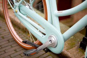 Gazelle e-Bikes und Pedelecs in der e-motion e-Bike Welt in Bonn