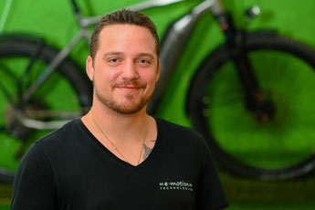 e-motion e-Bike, Pedelec und Service Experte Christian
