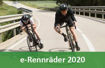 e-Rennräder 2020