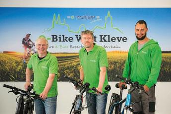 Jetzt in Kleve bewerben bei der e-motion e-Bike Welt