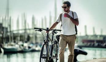 Focus e-Bikes und Pedelecs in der e-motion e-Bike Welt in Berlin-Mitte