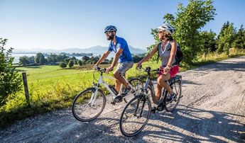Corratec e-Bikes und Pedelecs  in der e-motion e-Bike Welt in München Süd