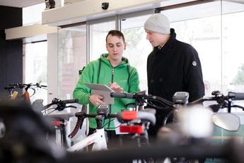 Lassen Sie sich von unseren Experten in der e-motion e-Bike Welt Dietikon beraten